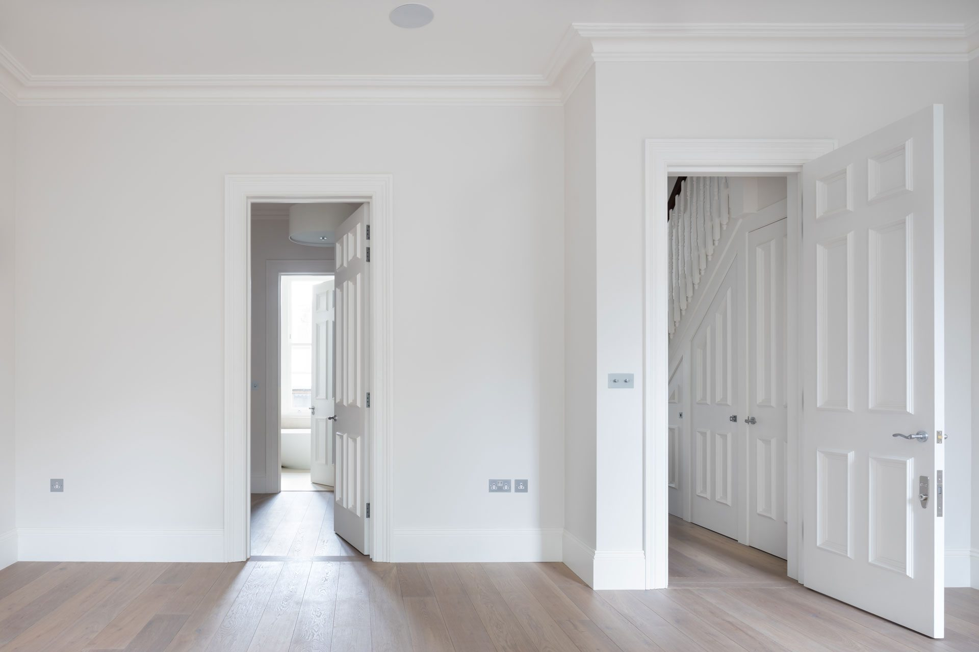 interior built in space saving storage solutions